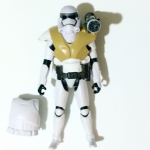 "Star Wars The Force Awakens Finn Armor up stormtrooper action figure 3.75"" @sold@"